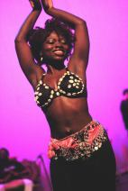 Dancing with my old troupe: African Rhythms