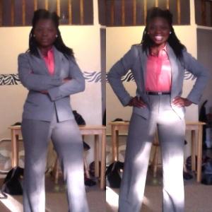 thrift suit