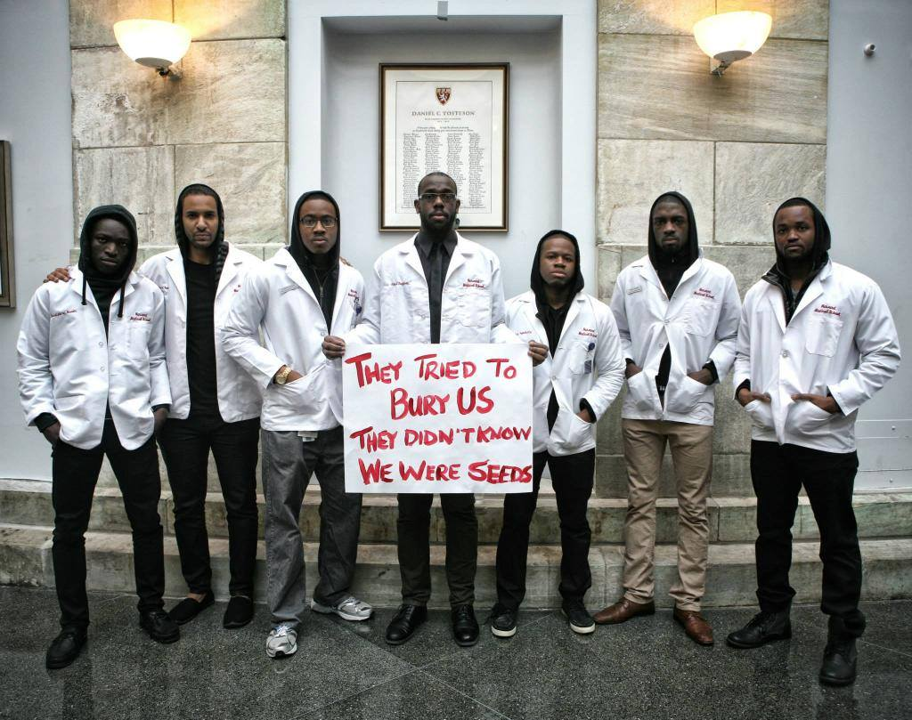 blacks in medical school Medical schools were closed to blacks in the south and to a lesser degree in the north because of the color line in medicine, the first african-american physicians.