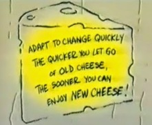 Who Moved My Cheese Quotes (4)