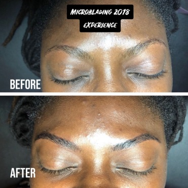 microbladed